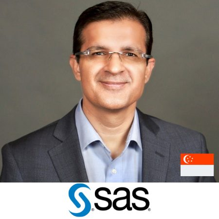 Bhupess Lall, CMO APAC SAS B2b Marketing conference in asia