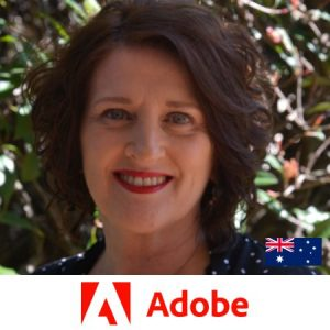 colleen Baguley adobe abm marketing conference b2b asia