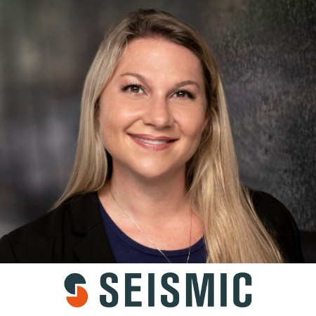 Heather Cook Seismic VP APAC -B2B Asia marketing conference
