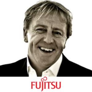 James Kissell fujitsu B2B Marketing LeadersMelbourne Conference