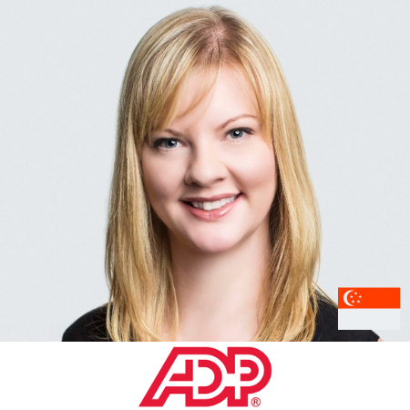 Stephanie Silvester ADP Marketing director b2b conference ASIA
