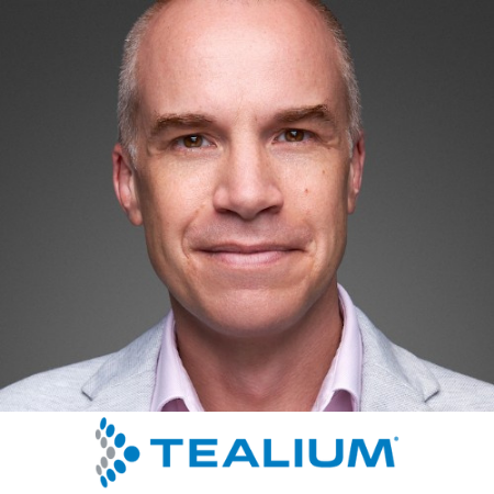 Will Griffith VP AJP Tealium B2B Marketing Asia conference
