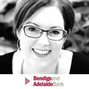 Amy Goodes Bendigo bank b2b marketing melbourne conference