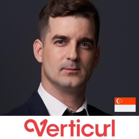 Daniel Beach Verticurl B2B Marketing Asia Virtual Forum
