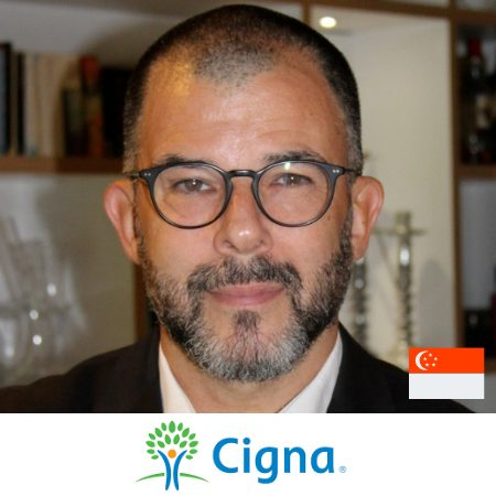 Patrick Rona Cigna Head-brand-b2b-marketing conference asia