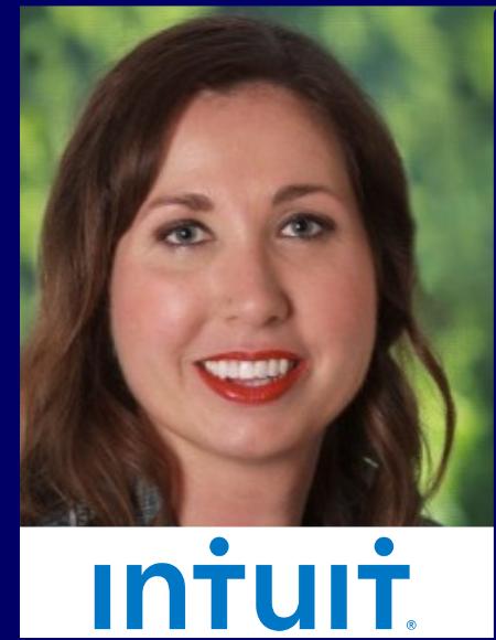 Amanda Newton Intuit B2B sales Leaders conference