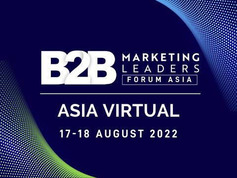asia dates b2b marketing leaders forum