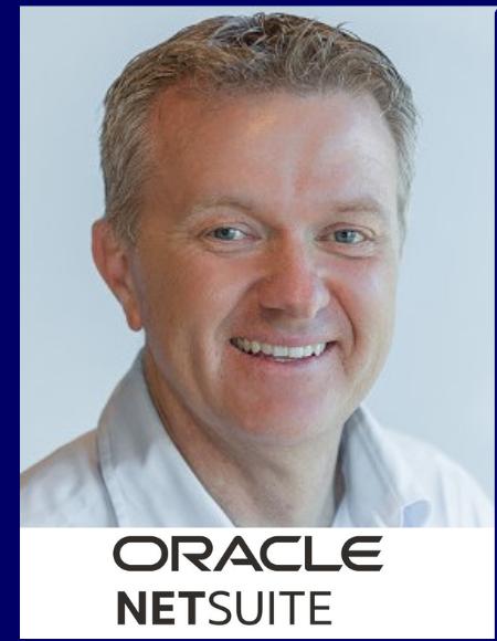 Damien Pigott Oracle B2B Sales Leaders Conference