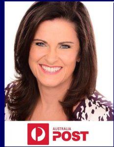 Georgia Lee Australia Post B2B Sales Leaders Conference