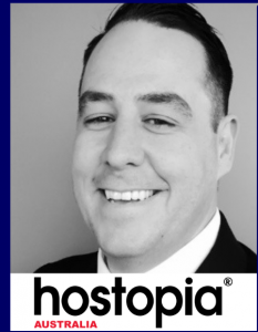 Joshua Mann Hostopia B2B Sales Leaders Conference