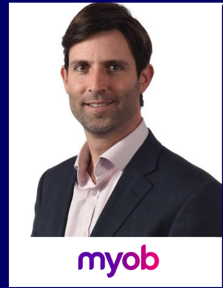 Nick Latham MYOB sales b2b conference