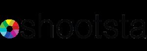 Shootsta Logo White VideoSimplified